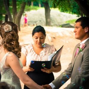 Knot by the Sea Weddings - Officiant Alexandra Paez, Hackensack