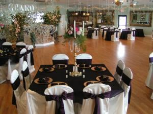 Banquet Hall Rental (up to 50 Guests), Grand Ballroom, Delray Beach