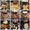 Chocolates By Michelle - Fort Myers, Fort Myers — Pre-Dipped Dessert Table! Chocolate Covered Potato Chips, Pretzels, Oreos, Strawberries, Cookies, Apricots, Nuts, and more
