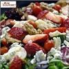 AOK Gourmet - Winnetka, Winnetka — Strawberry Fields Salad