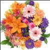 Labella Baskeys, Phoenix — These flowers light up and are real  $69 Our easter bouquet