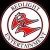 Premiere Package, Redlight Entertainment, San Mateo — logo