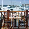 The Mooring Restaurant, Newport — Harborview Room Deck
