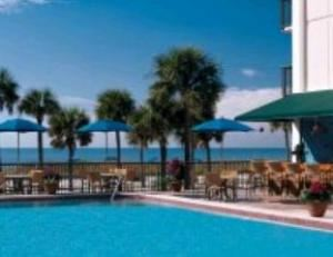Kokonuts Pool Deck, Holiday Inn Sarasota-Lido Beach-@The Beach, Sarasota