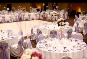 Wedding Reception Deluxe Plated Dinner (starting at $89 per person), Best Western Plus- Hotel & Conference Center, Baltimore