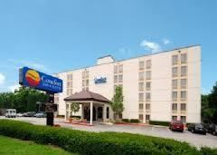 Comfort Inn & Suites near the University of Maryland
