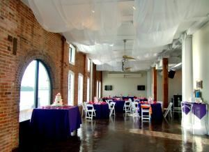 Full Day Events from 10 am to 10 pm (starting at $800), The River Room, Wilmington