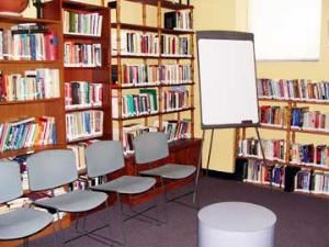 Library, Chapel, Orientation Room, 2nd & 3rd Floor Turret Room Rental - $50 for First Hour, The Festival Center, Washington