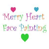 Merry Heart Face Painting