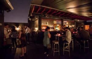 Rooftop Deck And Bar, Rock & Roll Hotel, Washington