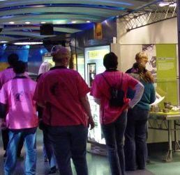 Adult Team Building Package (starting at $35 per person), International Spy Museum, Washington