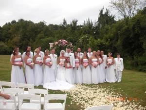 Wedding Buffet Package, Sugar House Weddings & Events at Elk Forge Inn, Elkton