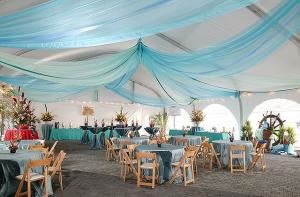 Harborside Outdoor Tent (Seasonal), National Aquarium In Baltimore, Baltimore