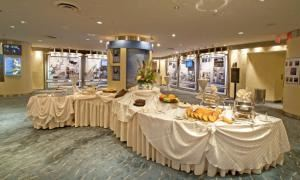 Venue Rental (starting at $1,050), The Heritage Center at the United States Navy Memorial, Washington — Gallery Deck