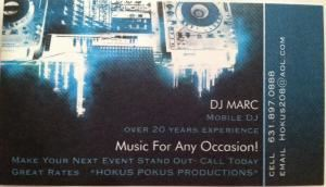 Marc The DJ