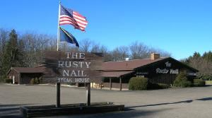 The Rusty Nail Steakhouse, Kent