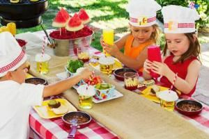 Kid's Party Packages starting at $350, Manhattan Country Club, Manhattan Beach