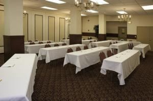 Half of Lower Level Banquet Hall, La Quinta Inn & Suites Wichita, Wichita