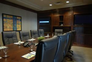 Large Conference Room Rental, Premier Executive Center - Ft. Myers, Fort Myers — Large Video Conference Room