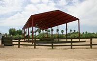 Barnyard Rental, Sahuaro Ranch Park Historic Area, Glendale