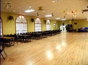 Venue Rental (starting at $3,000), Hollywood Ballroom Dance Center, Silver Spring