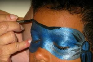 Atlanta Face Painter
