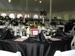 Gold Wedding Package (starting at $3800), Elegant Events | planners+design, Saugatuck — Black Tie