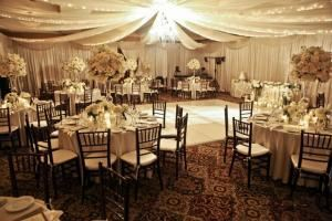 Gold Reception Package, Matisse Catering Inside the Ayres Hotel, Manhattan Beach, Hawthorne