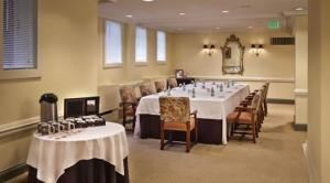 Banquet Lunch Menus  (starting at $29 per person), The Henley Park Hotel, Washington
