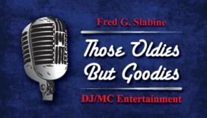 Those Oldies But Goodies DJ/MC Entertainment