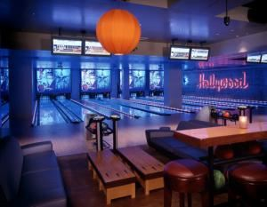 Private Party Room, Lucky Strike Hollywood, Los Angeles