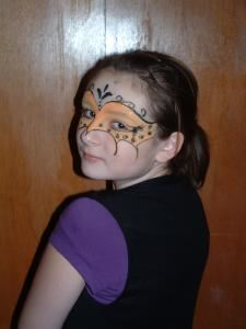 MissPam's Body Art, Balloons & Face Painting