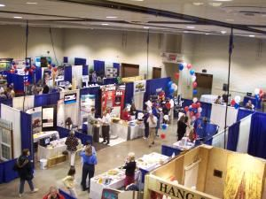 Exhibit Halls - Tradeshow, The James E Bruce Convention Center, Hopkinsville