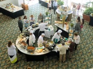 Brunch Buffet, Sofitel Miami Hotel, Miami