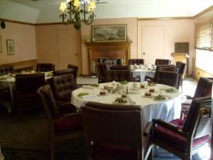 Board Room, Gardens Restaurant & Catering, Fort Worth