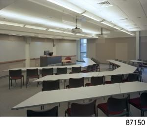 Video Conferencing Lab, University Center Of Lake County, Grayslake