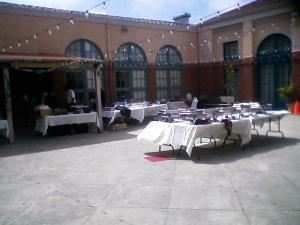 Courtyard, Jewish Community Center of the East Bay - Berkeley, Berkeley