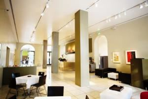 Historic Wing Cafe, San Jose Museum Of Art, San Jose