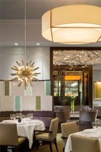 Three-Course Lunch, L'Espalier, Boston