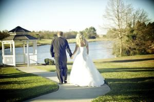 Lakeside Wedding Ceremony Package, LPGA International, Daytona Beach