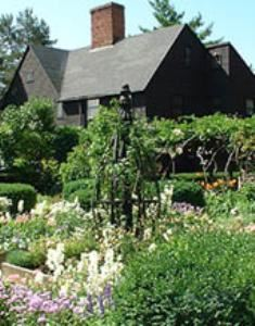 The Hooper-Hathaway House, The House of the Seven Gables, Salem