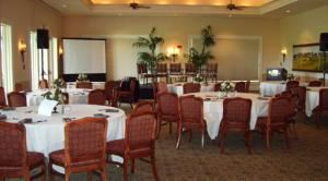 Lunch Menus (starting at $15.95 per person), LPGA International, Daytona Beach