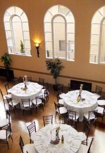 Full Facility Rental (starting at $1750), San Jose Woman's Club, San Jose