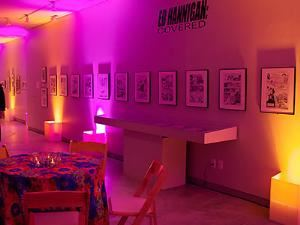 Venue Rental (up to 75 guests), Cartoon Art Museum, San Francisco