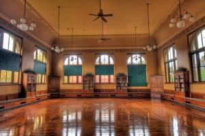 West Room, The Carnegie Center Of Columbia Tusculum, Cincinnati