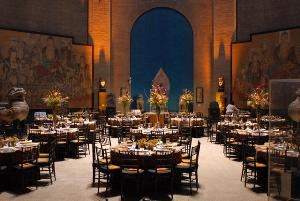Venue Rental (starting at $1,000), Penn Museum, Philadelphia — Chinese Rotunda Gallery