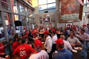 Terrace Level - High & Inside Pub, Citizens Bank Park, Philadelphia