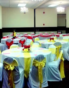 Lower Level Banquet Hall, La Quinta Inn & Suites Wichita, Wichita
