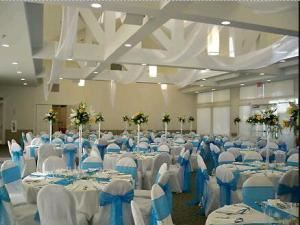 Banquet Hall, Crestmore Manor, Riverside