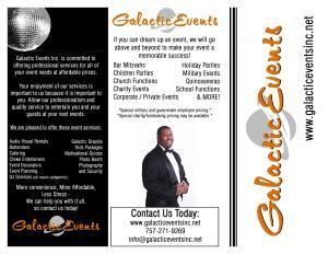Galactic Events, Inc.